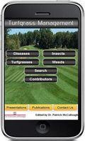 Turfgrass Management app
